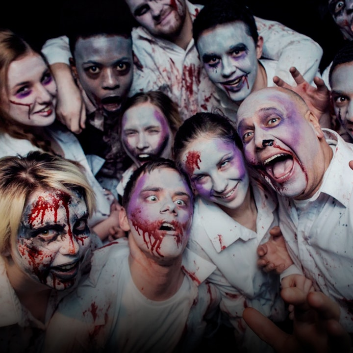Zombie Halloween Party London