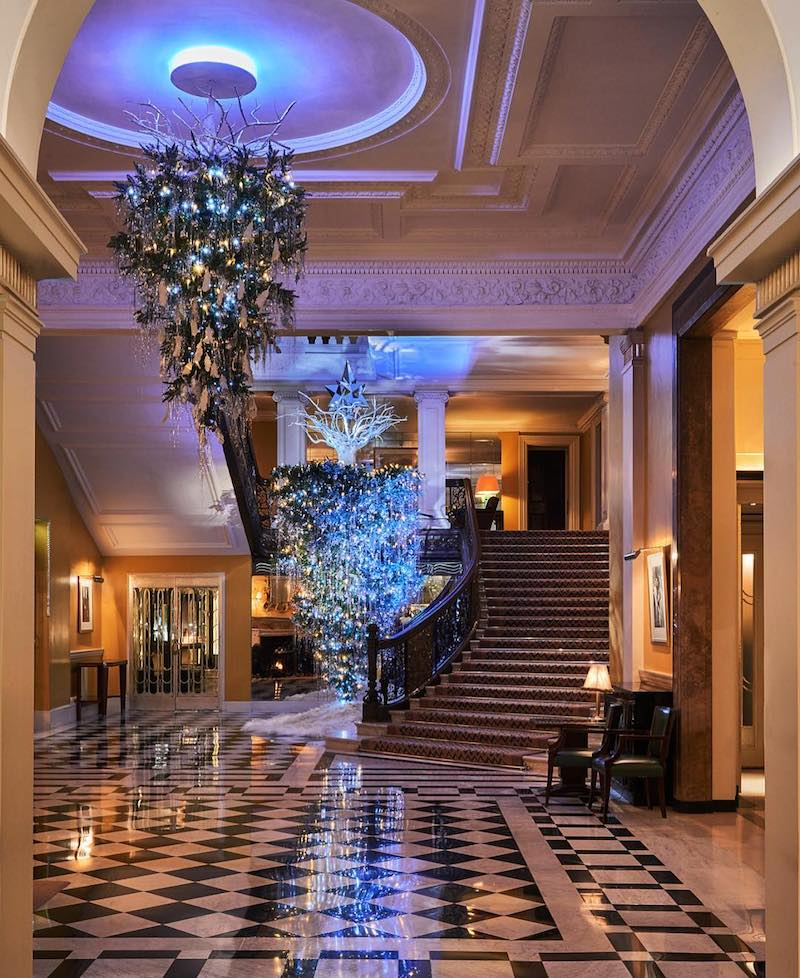Claridges Christmas Tree