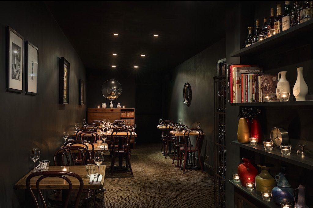 Barbican Restaurant Little Quiet