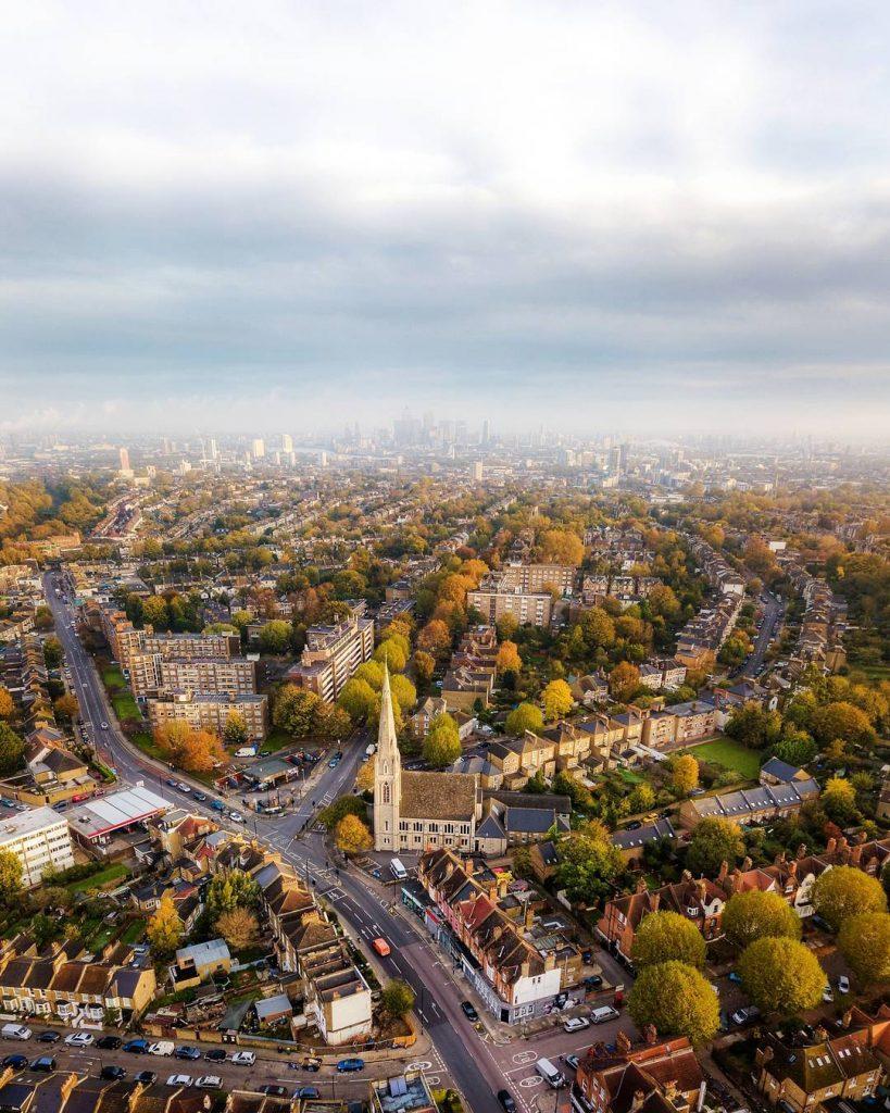 Brockley London