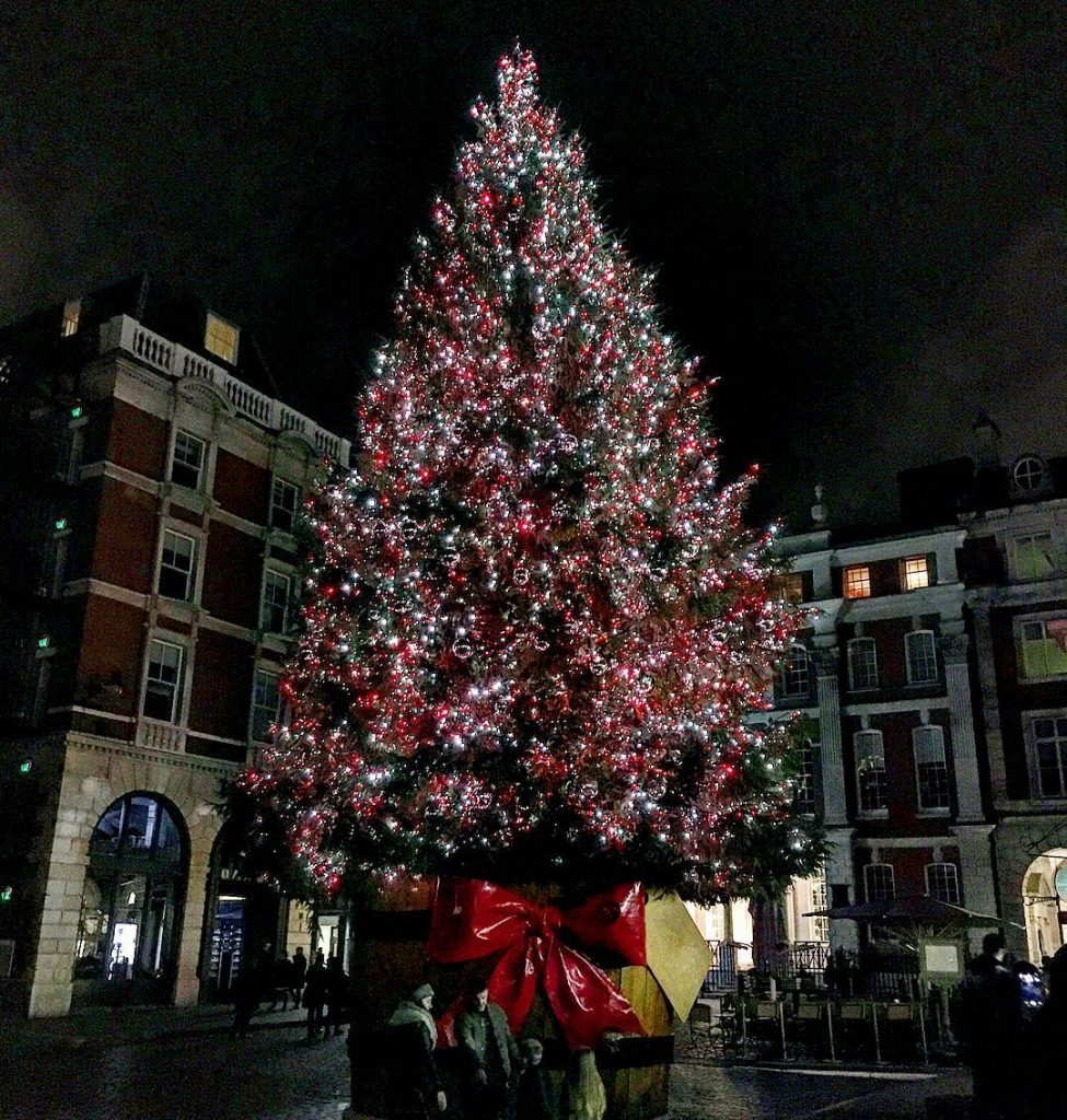 Covent Garden Christmas Lights And Events 2018 What You Need To Kmow