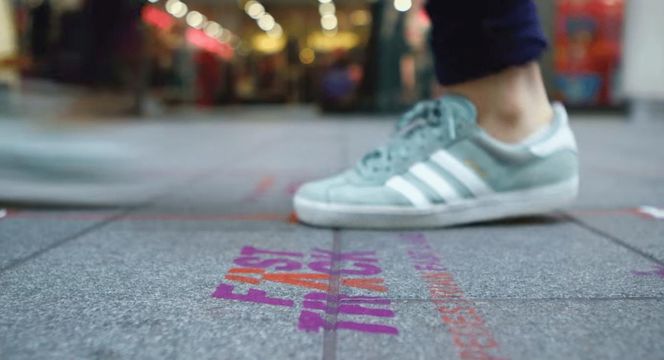 FAST-WALKING-LANES