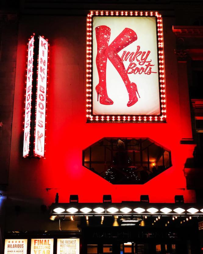 Kinky Boots Musical London