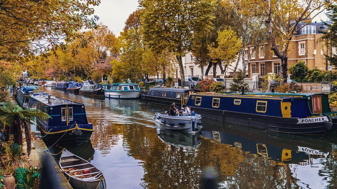 Little Venice london photo