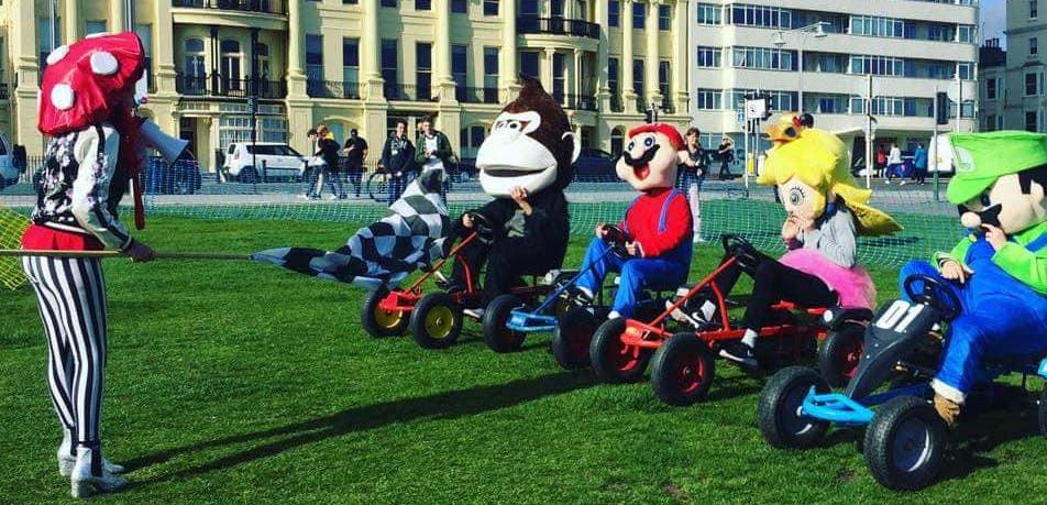 Mario Kart Real Life