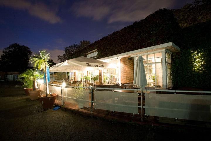 Photo - The Lido Cafe night 1