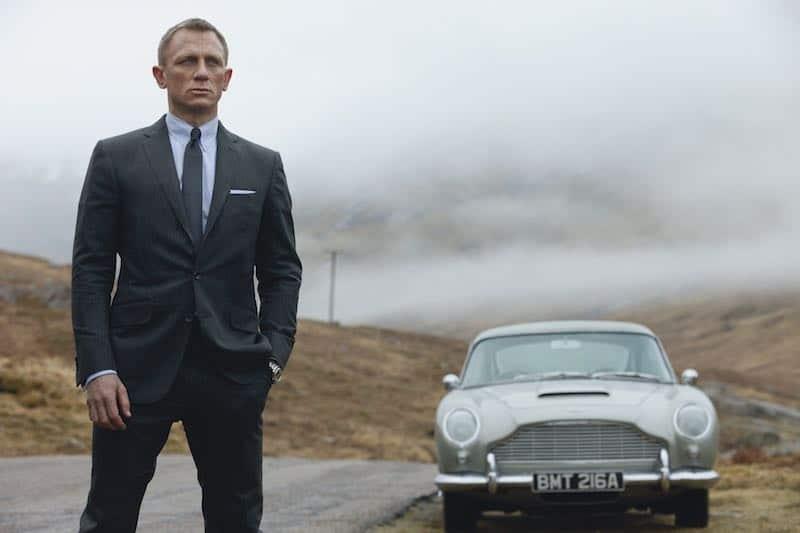 James Bond Skyfall