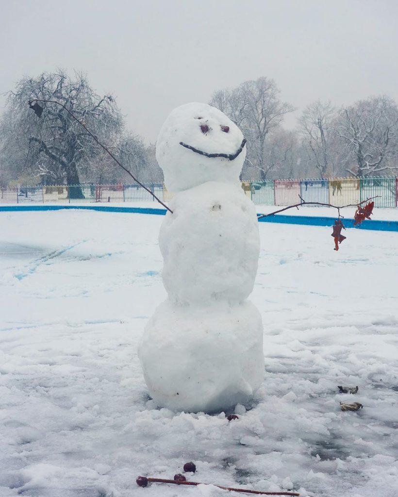 Clissold Park. Photo: @des.lawrence