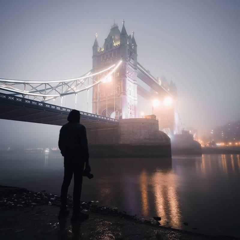 Foggy London Instagram