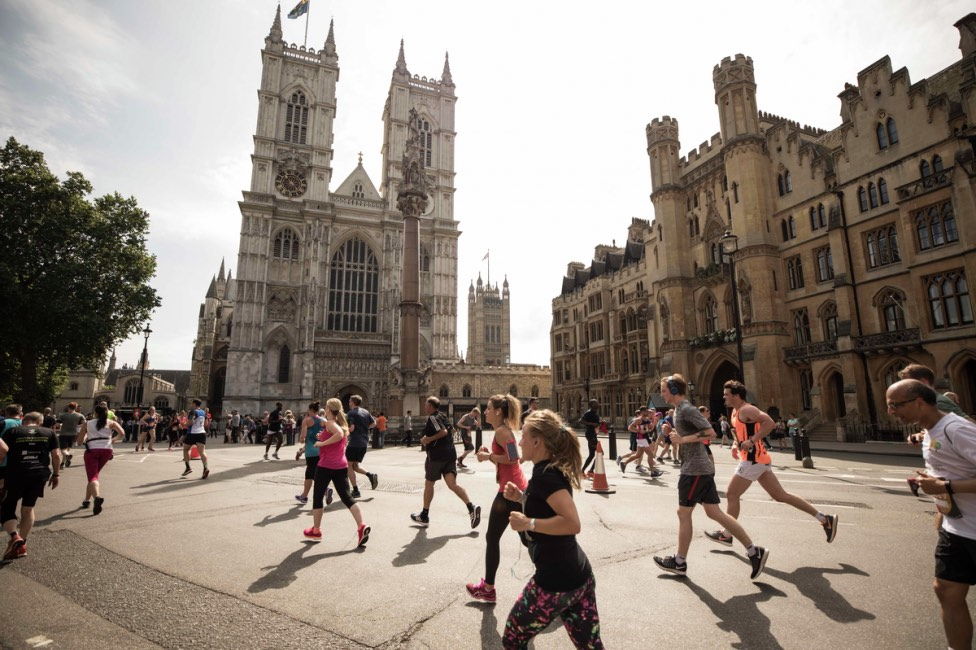 London Running Events - Virgin Westinster 10K
