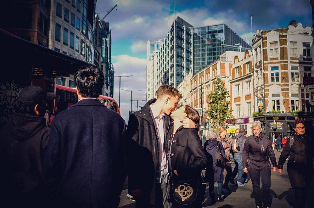 London street photographers