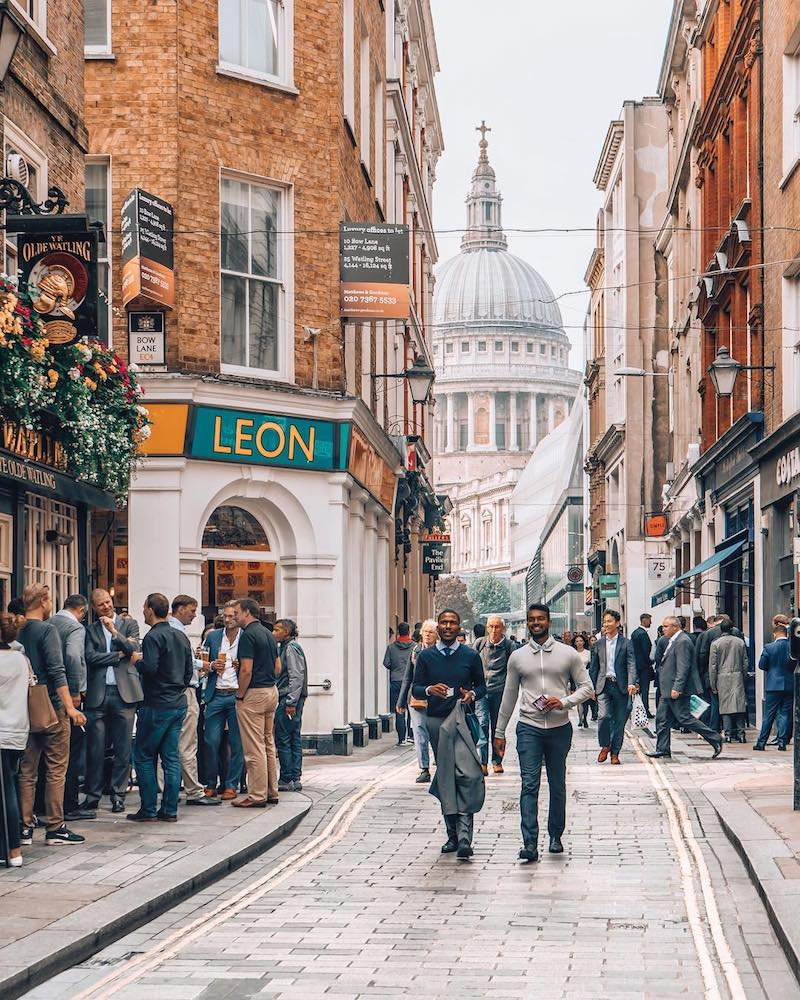 Londons Best Instagram