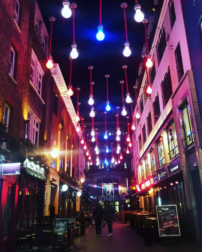 Lumiere London, Ganton Street