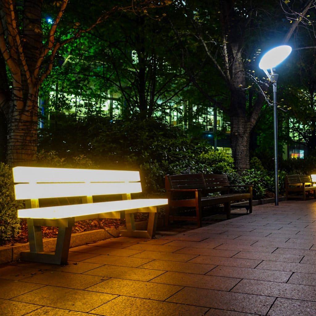 Lumiere London, Lightbench