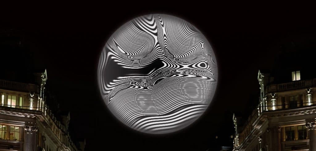Lumiere London Origin Of The World Bubble