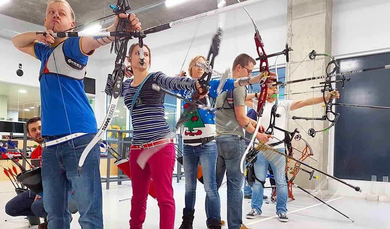 Archery Lessons London