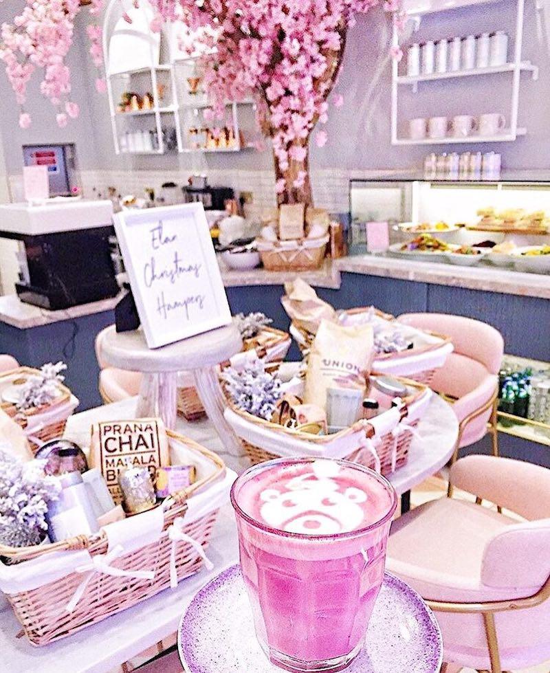 Elan Cafe Knightsbridge