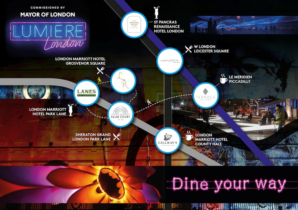 Lumiere Dine Your Way 2018
