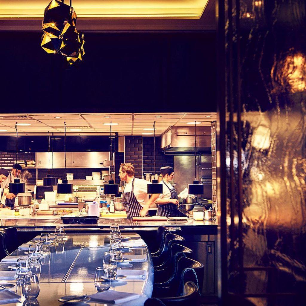 Marcus restaurant London