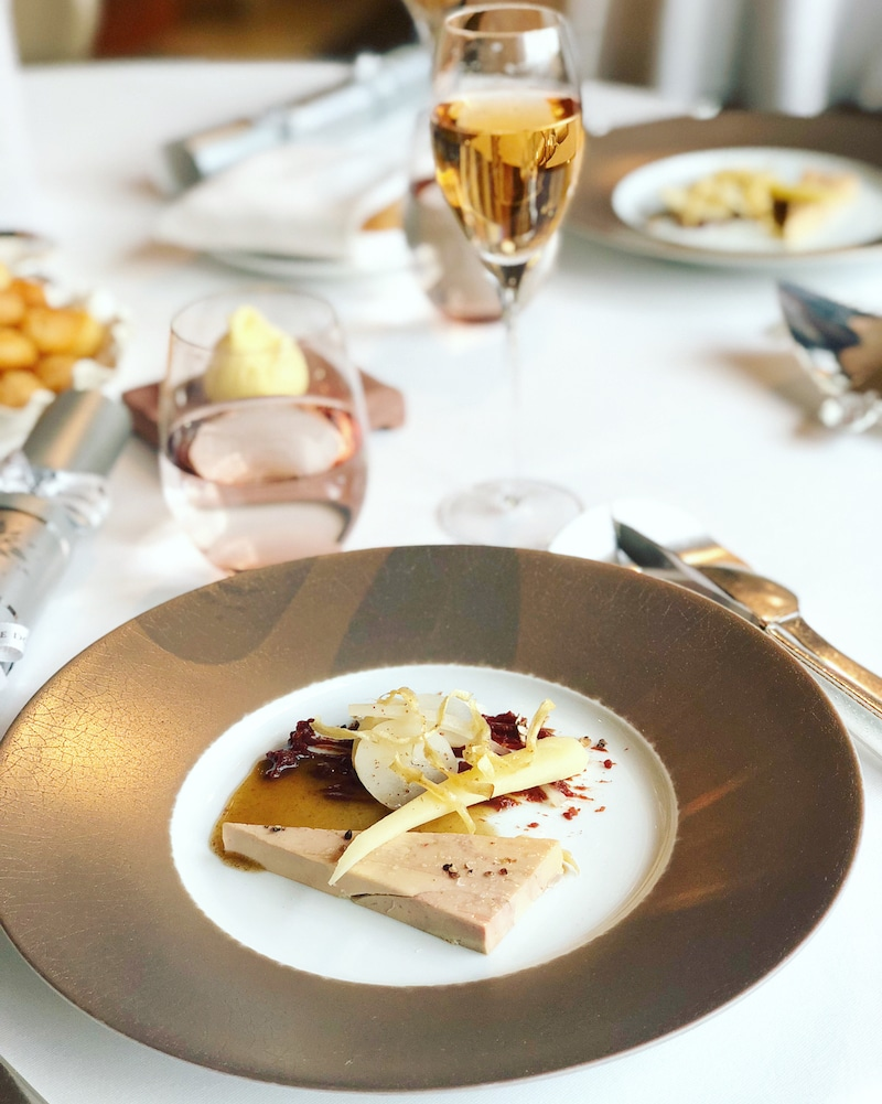 Michelin Star restaurants London - Alain Ducasse