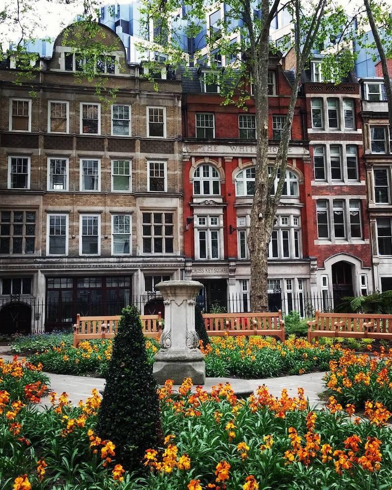 Postmans Park, City of London