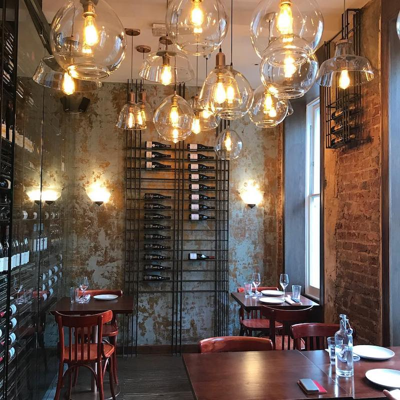 Spanish Restaurant Charlotte St London