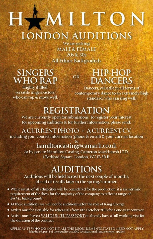 hamilton-audition-advert