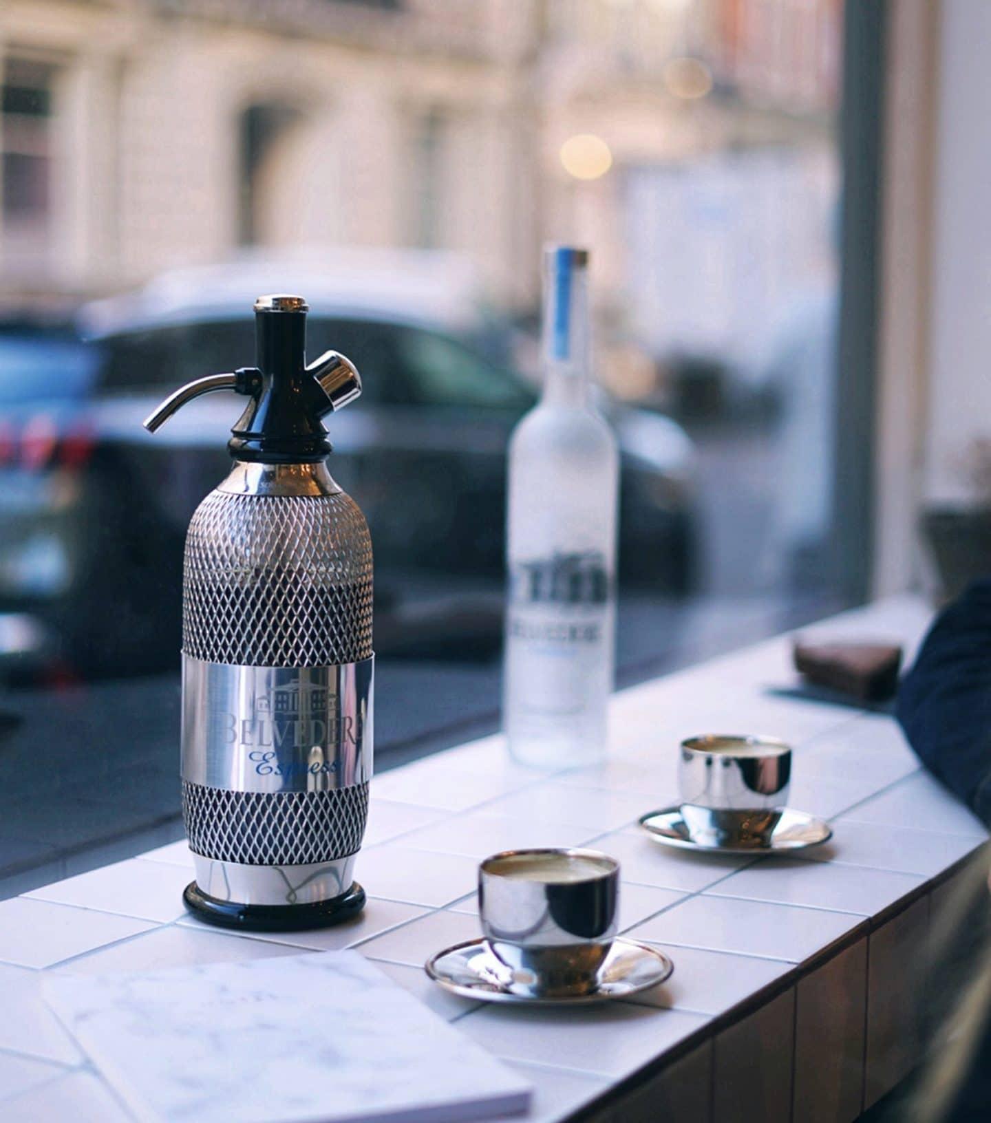 Cafe Belvedere Espresso Martini