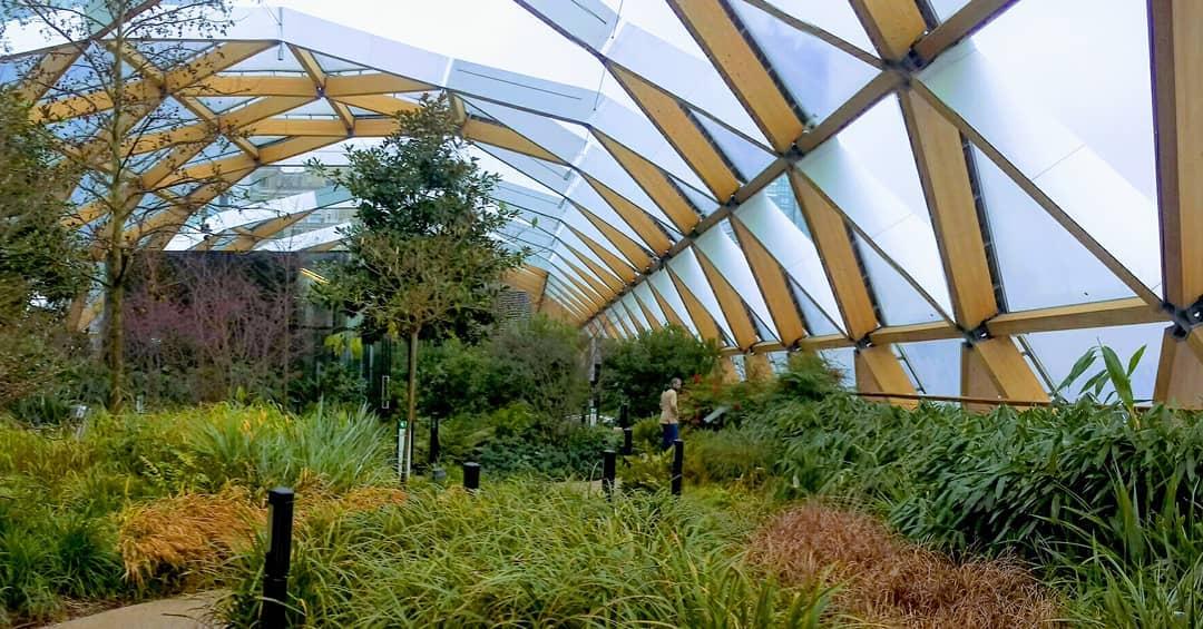 Bon Crossrail Place Roof Garden