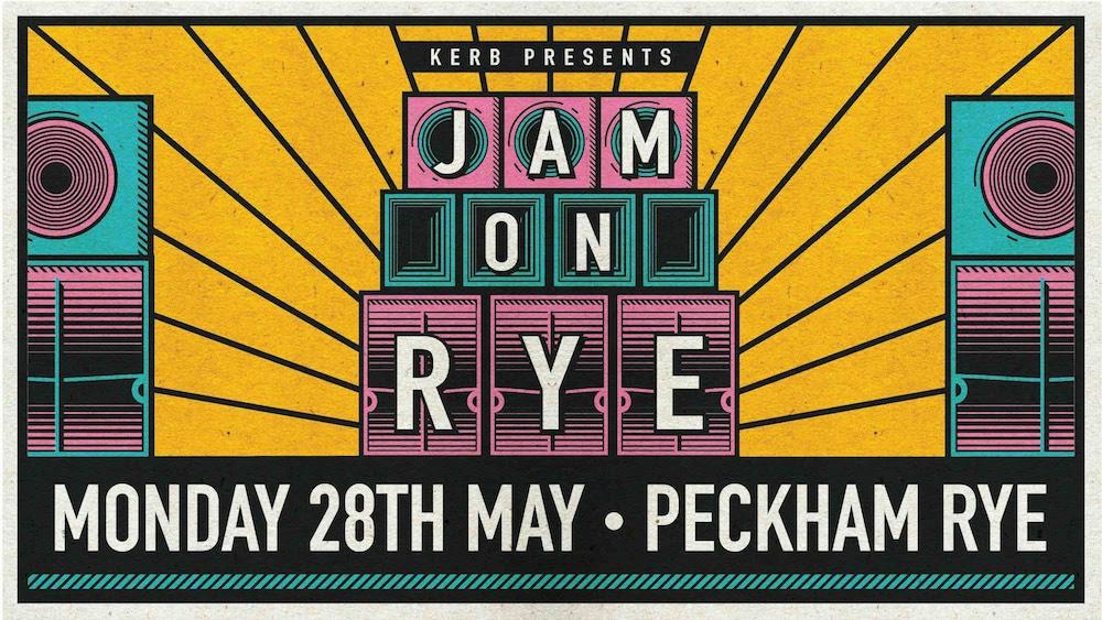Jam On Rye Music Festival London