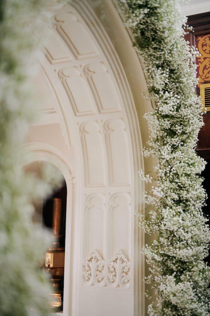 Oratory Chapel Wedding London