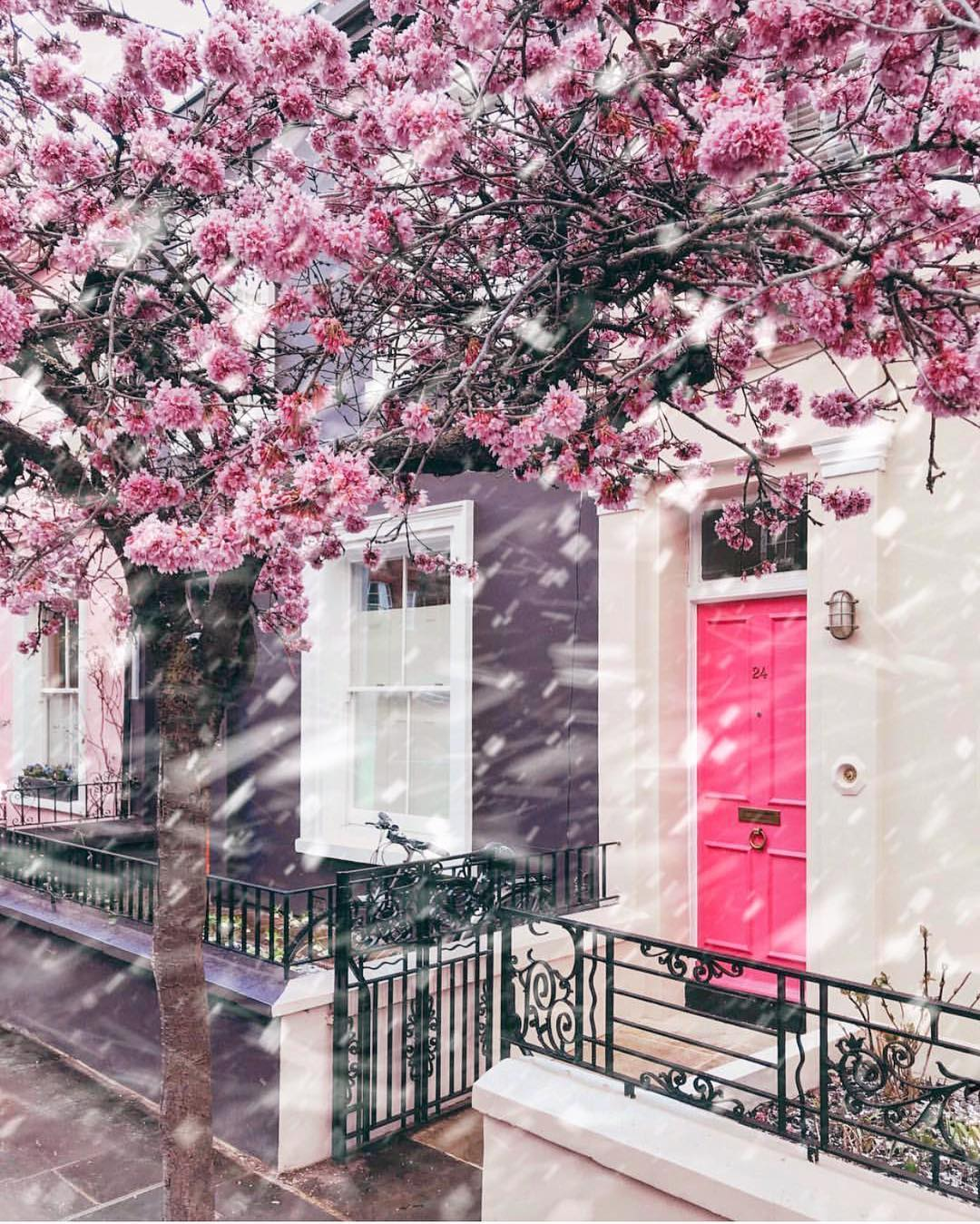 SNOW-pretty-london