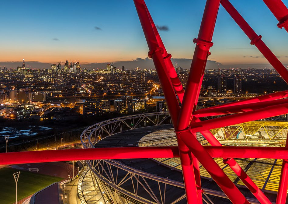 accelor mittal orbit