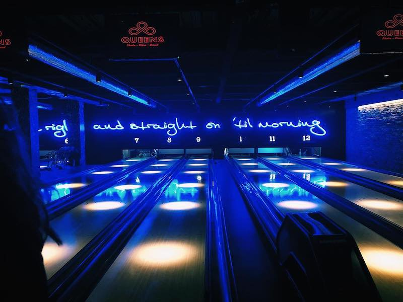 London Bowling Alleys - Queens