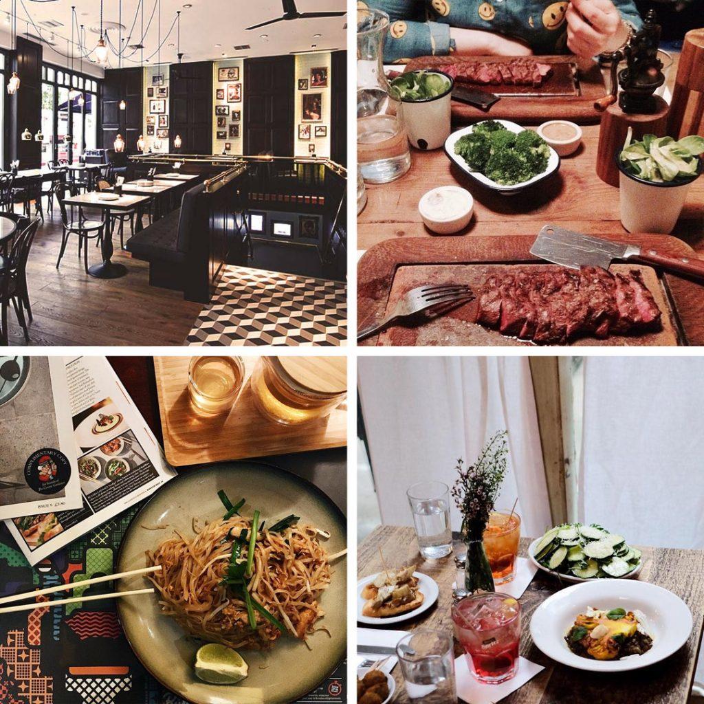 Covent Garden restaurants cheap