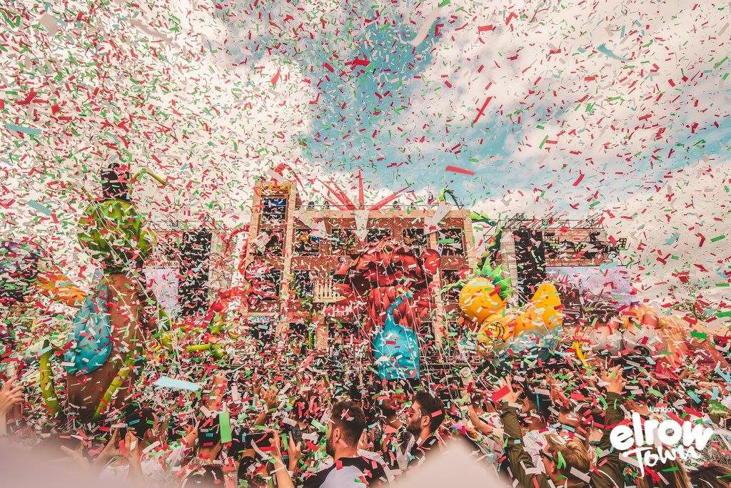 Elrow London 2018