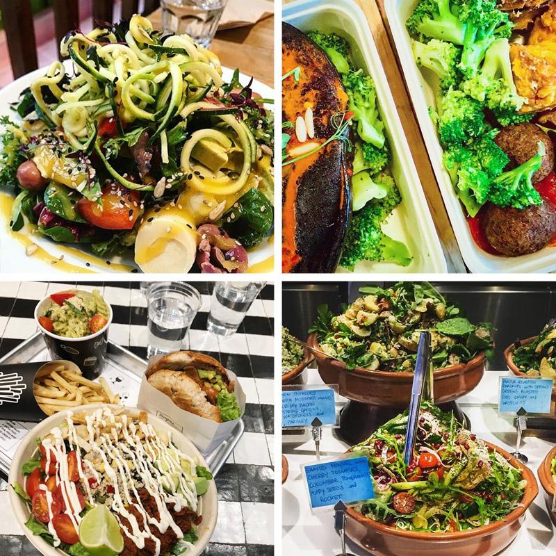 Vegetarian restaurants Covent Garden