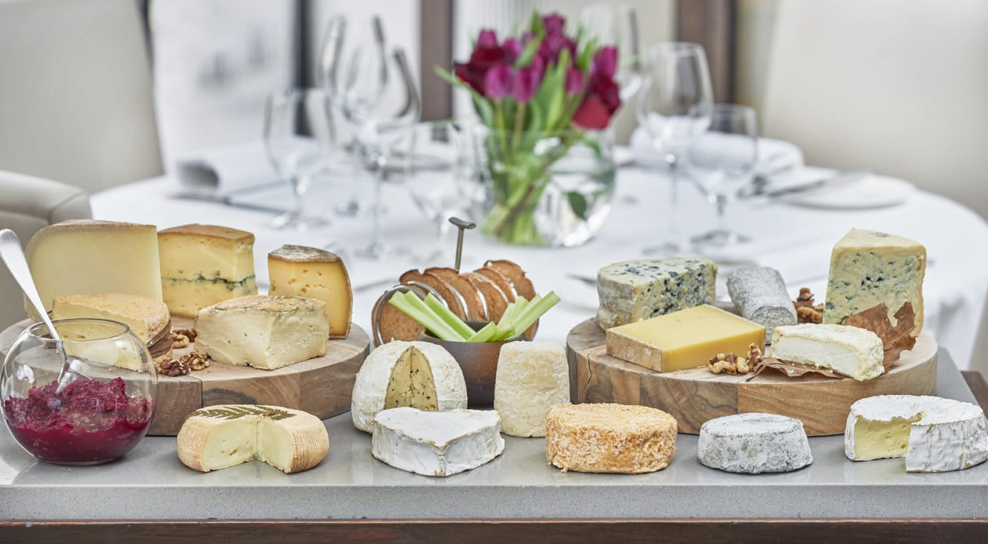 cheese-trolley