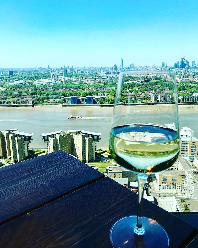 Bokan London Rooftop Bar