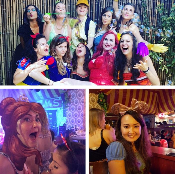 Disney Brunch In London