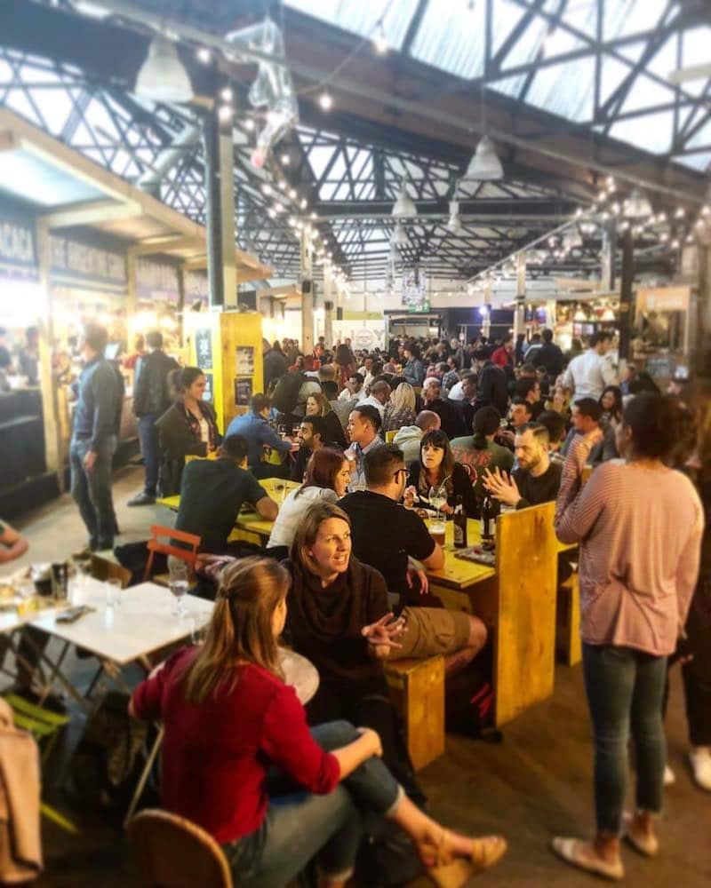 Mercato Metropolitano Street Food