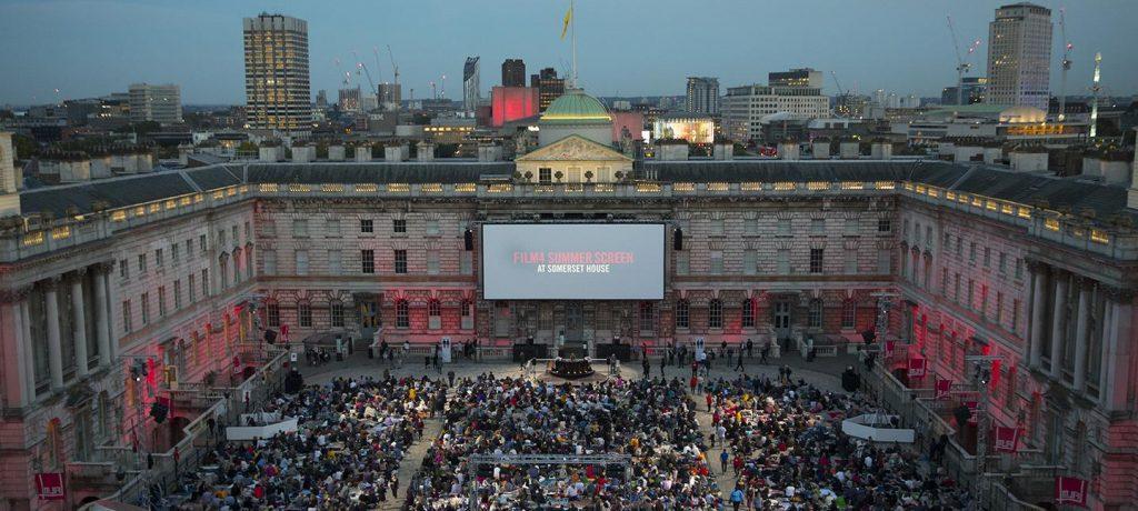 Somerset House Summer Screen 2018