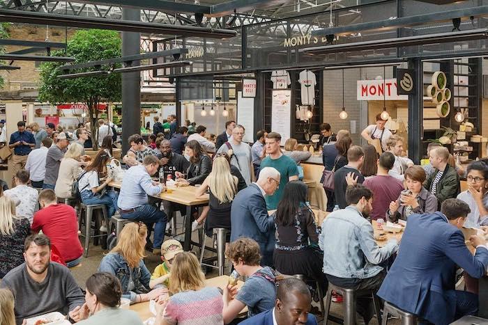 Spitalfields Market Kitchens