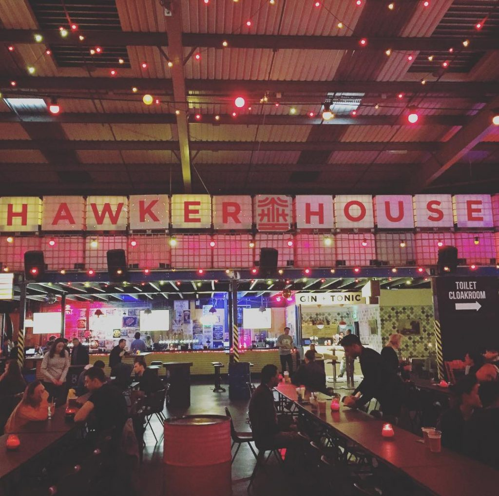 Street Food Hawker House