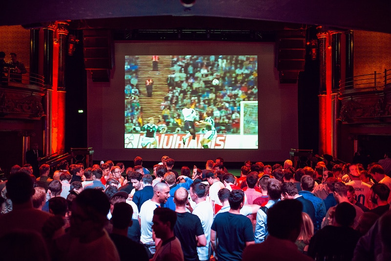 Clapham World Cup Screening