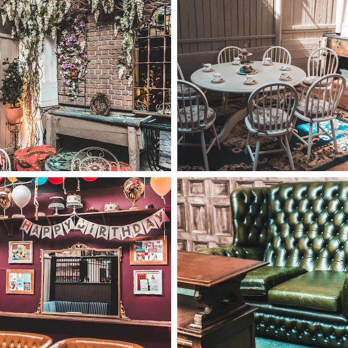 Fest Camden Stables Hire