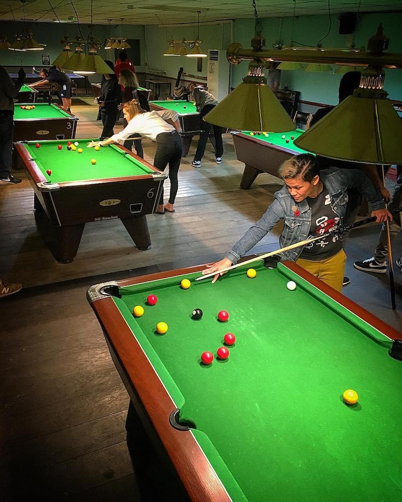 Peckham Bar Canavans Pool