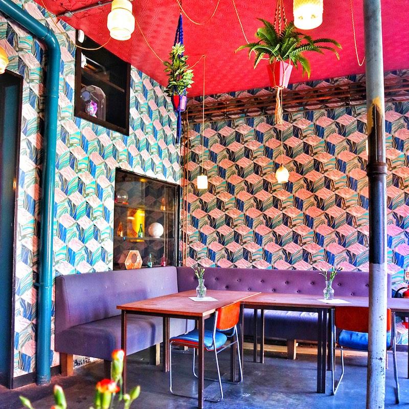 Peckham bar John Unicorn