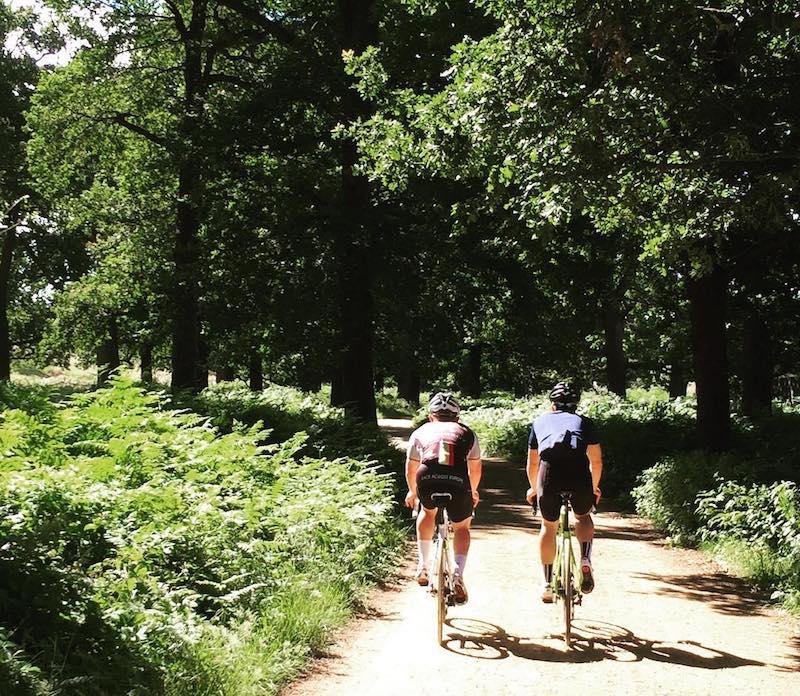 Richmond Park Tamsin Trail