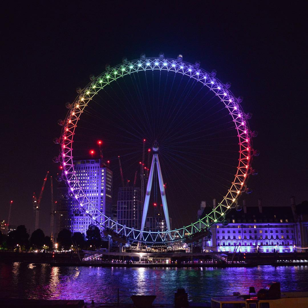 London Eye Pride -